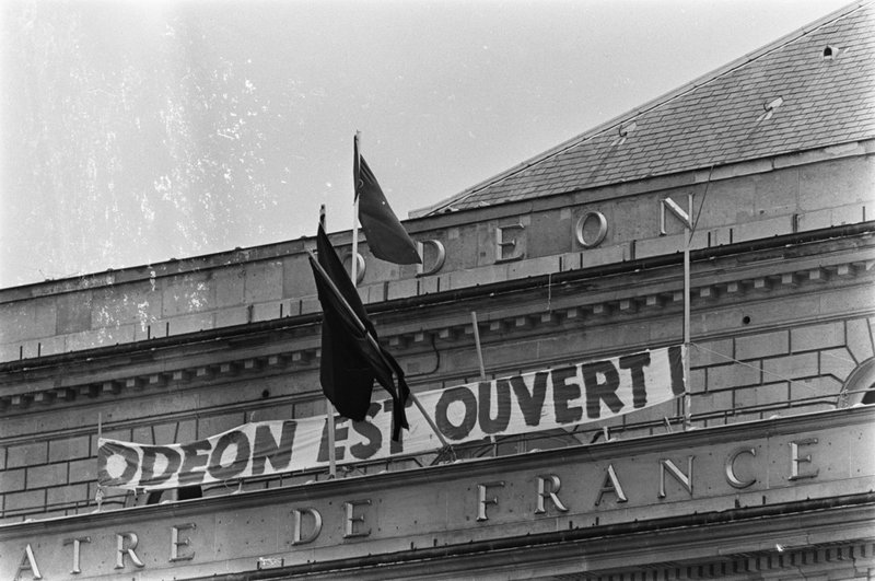 Odeon May 1968